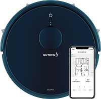 Робот-пылесос Gutrend Echo 520 / G520B (синий) -