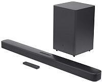 Звуковая панель (саундбар) JBL Bar 2.1 Deep Bass / BAR21DBBLKEP (черный) -