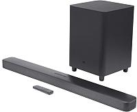 Звуковая панель (саундбар) JBL Bar 5.1 Surround / BAR51IMBLKEP (черный) -