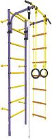 Детский спортивный комплекс Rokids Атлет-2 (фиолетовый) -
