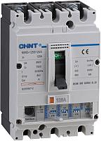 Выключатель автоматический Chint NM8S-250S 40А 3P 50кА / 150266 -
