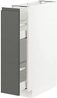 Шкаф карго Ikea Метод/Максимера 093.064.83 -