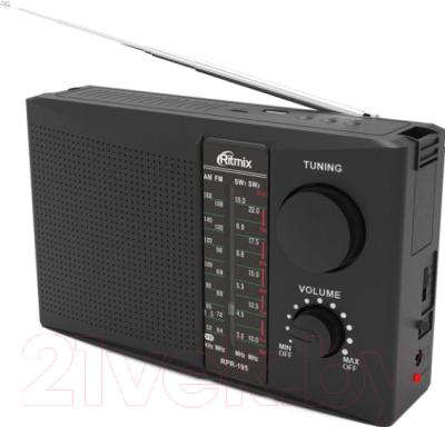 Радиоприемник Ritmix RPR-195