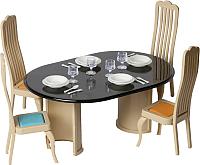 Комплект аксессуаров для кукольного домика Огонек Мебель для столовой. Коллекция / С-1300 -