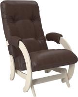 Кресло-глайдер Импэкс 68 (дуб шампань/Vegas Lite Amber) -