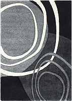 Ковер Devos Caby California 104 (120x170, серебряный) -