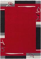 Ковер Devos Caby California 122 (120x170, красный) -