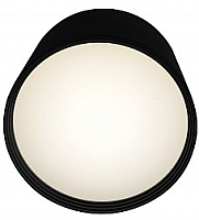 Потолочный светильник Kinklight Медина 05412.19 (черный) -
