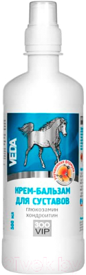 Крем для животных Veda Крем-бальзам для суставов лошадей