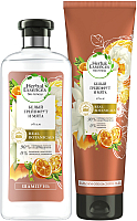 Набор косметики для волос Herbal Essences Белый грейпфрут и мята (400мл+275мл) -