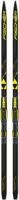 Лыжи беговые с креплениями Fischer Twin Skin Sprint JR / NV62019 (р.170) -