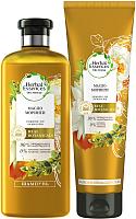 Набор косметики для волос Herbal Essences Масло моринги (400мл+275мл) -