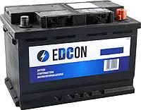 Автомобильный аккумулятор Edcon DC80620R (80 А/ч) -