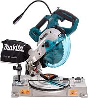 Профессиональная торцовочная пила Makita DLS600Z BL -