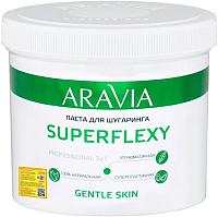 Паста для шугаринга Aravia Professional Superflexy Gentle Skin (750г) -