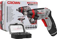 Электроотвертка CROWN CT22024 MC -