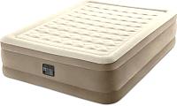 Надувной матрас Intex Ultra Plush 64428 (встроенный электронный насос/сумка/ремкомплект) -