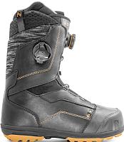 Ботинки для сноуборда Nidecker Trinity Black 2019-20 (р.7.5) -