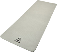 Коврик для йоги и фитнеса Reebok RAMT-11014GR (серый) -