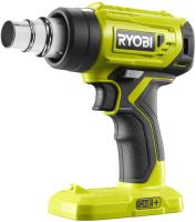 Строительный фен Ryobi R18HG-0 / 5133004423 ONE + (без батареи) -