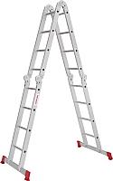 Лестница-трансформер Новая Высота NV 2330 / 2330404 -