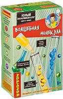 Набор для опытов Bondibon Волшебная молекула. Юный экспериментатор / ВВ4143 -
