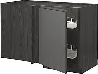 Шкаф-стол кухонный Ikea Метод 393.107.04 -