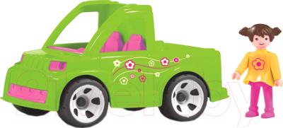 Автомобиль игрушечный EFKO Служба озеленения / 33216EF-CH