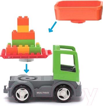 Автомобиль игрушечный EFKO Грузовик / 37014EF-CH