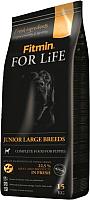 Корм для собак Fitmin For Life Junior Large Breed (15кг) -
