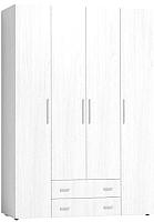 Шкаф Глазов Монако 555 Стандарт (белый) -