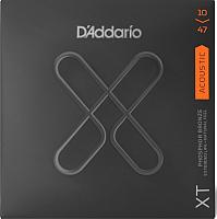 Струны для акустической гитары D'Addario XTAPB1047 -