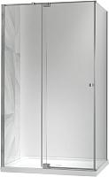 Душевой уголок Adema Ionic Chrome / BF5301-100 (прозрачное стекло) -