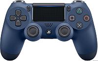 Геймпад Sony Dualshock 4 PS4 / PS719874768 (полуночный синий) -