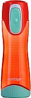 Бутылка для воды Contigo Swish / 1000-0618 (Pink Peach) -