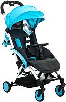 Детская прогулочная коляска Babyhit Amber Plus (Light Blue) -