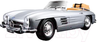 Масштабная модель автомобиля Bburago Мерседес Бенц 300 SL (1957) / 18-12049