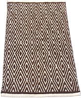 Ковер Indo Rugs Chardin 100 (140x200, коричневый) -