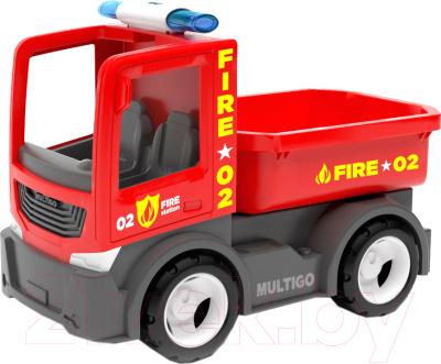 Автомобиль игрушечный EFKO Пожарный грузовик / 27084EF-CH