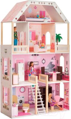Кукольный домик Paremo Поместье Монтевиль / PD318