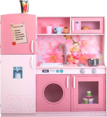 Детская кухня Paremo Фиори Роуз / PK218-01
