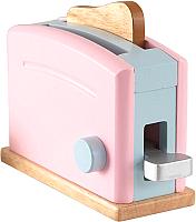 Комплект бытовой техники игрушечный KidKraft Тостер пастель / 63374-KE -