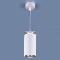 Потолочный светильник Elektrostandard DLS021 9+4W 4200K (белый матовый/серебристый) -