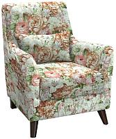 Кресло мягкое Нижегородмебель и К Либерти ТК 209/1 (фибра 2152/5) -