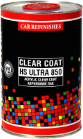 Лак автомобильный CS System System Clear Coat HS Ultra 850 / 85051 (5л) -