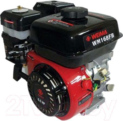 Двигатель бензиновый Weima WM168FB