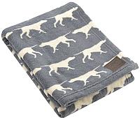 Подстилка для животных Rosewood Tall Tails 02903 / PB129 (серый с собаками) -