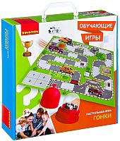 Настольная игра Bondibon Гонки / ВВ2421 -