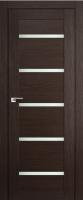 Дверь межкомнатная ProfilDoors Модерн 7X 90x200 (венге мелинга/стекло матовое) -