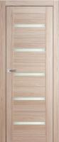 Дверь межкомнатная ProfilDoors Модерн 7X 90x200 (капучино мелинга/стекло матовое) -